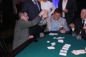 Nick Folk wins poker tournament